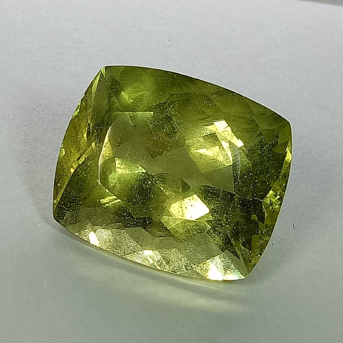 Yellow Beryl - 22.37 ct