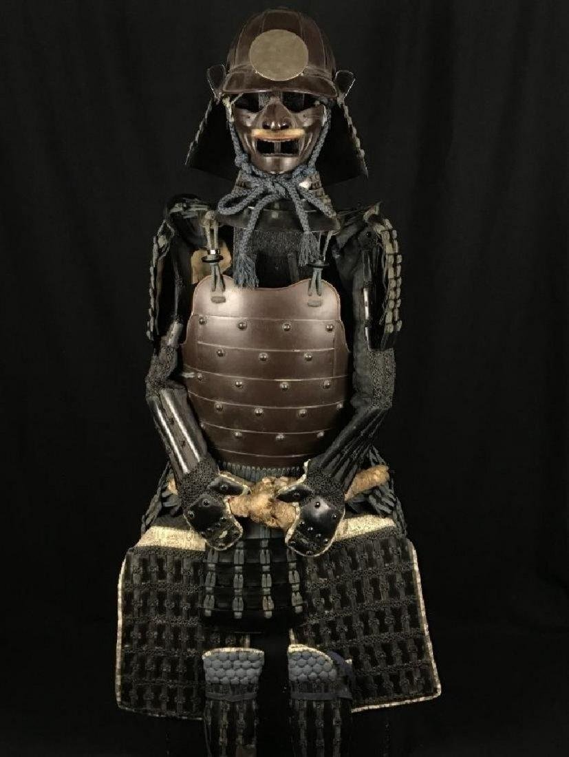 Early Showa Japanese Yoroi Armor