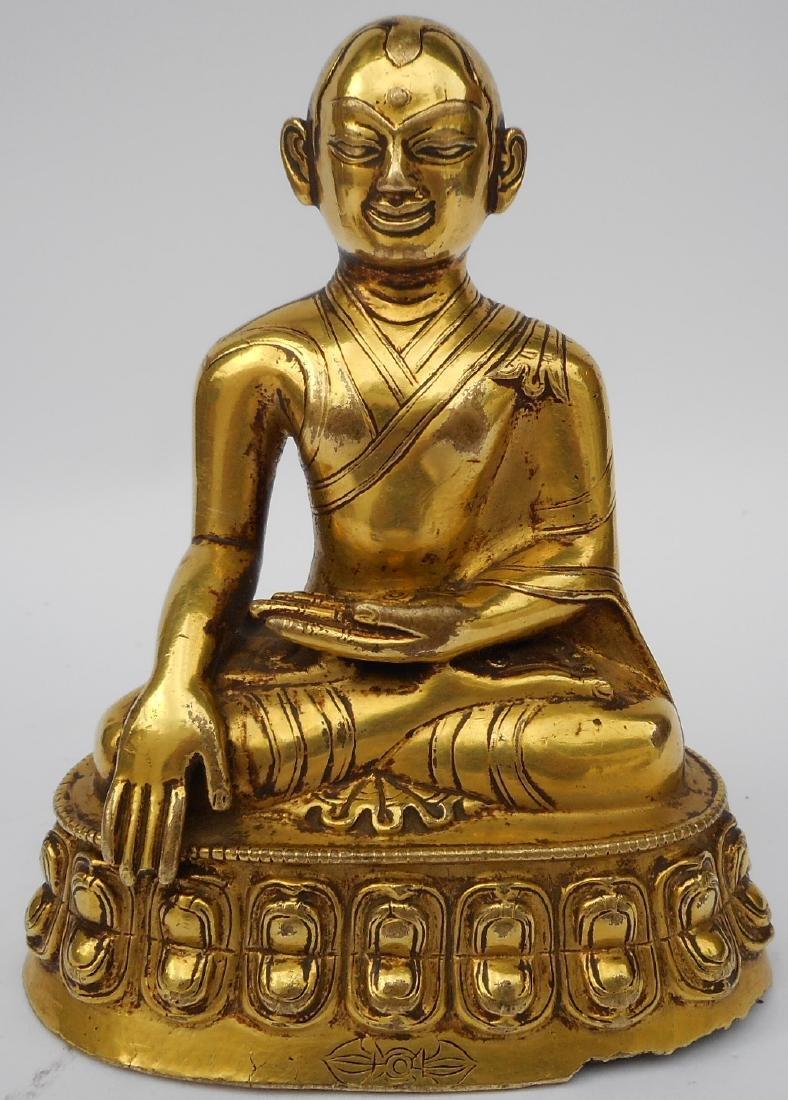 Zhangton Konchok Pel (1250–1317) Kagyu School Master