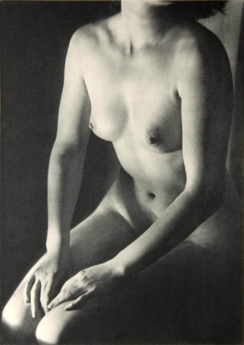 AUREL BAUM - Unknown - Nude