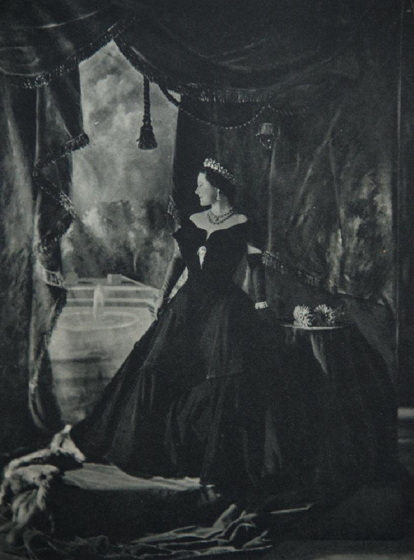 CECIL BEATON - Her Majesty, the Queen, 1948