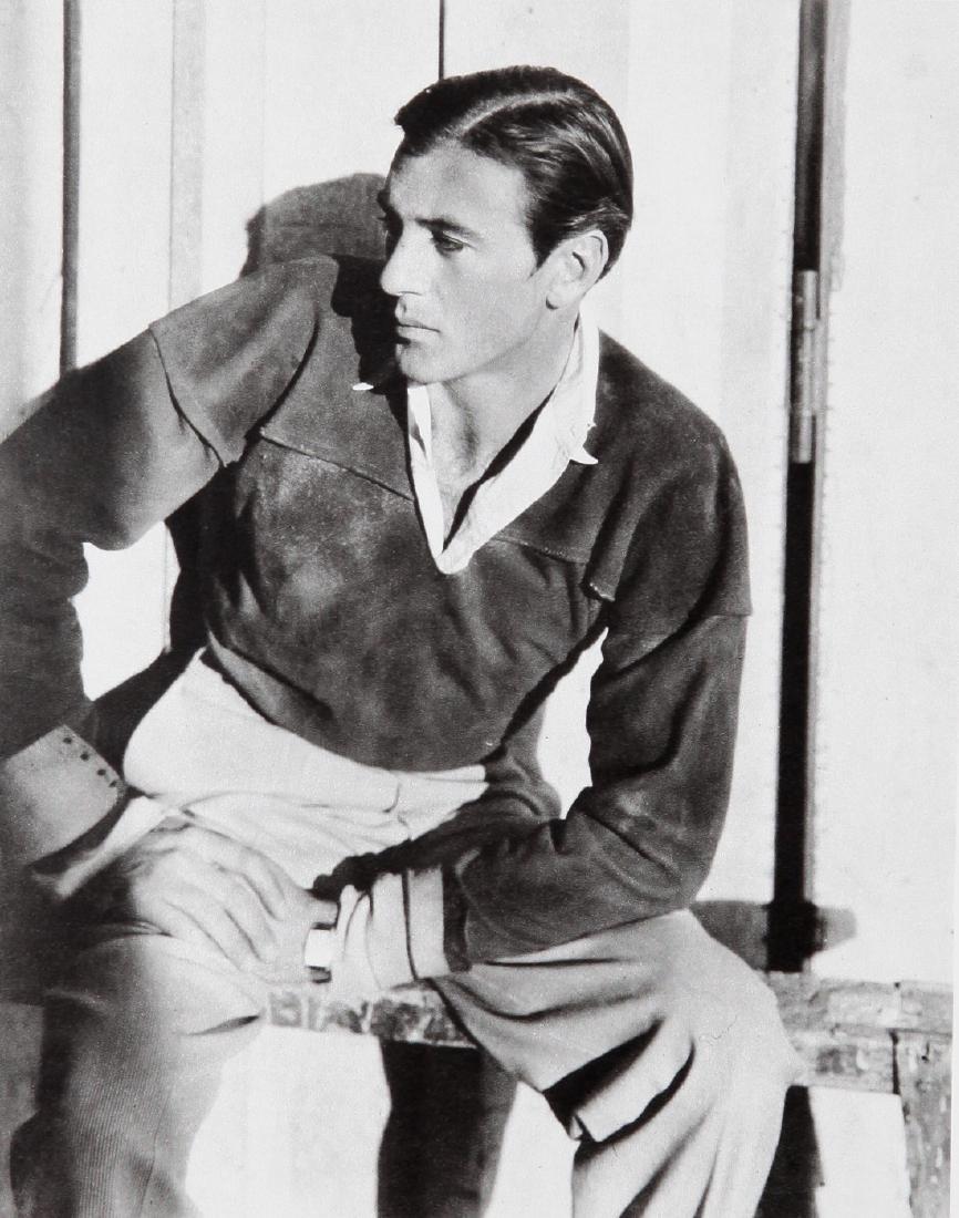 CECIL BEATON - Gary Cooper 1930