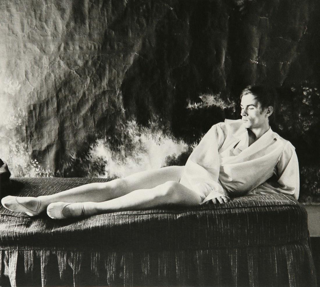 CECIL BEATON - Rudolph Nureyev 1962