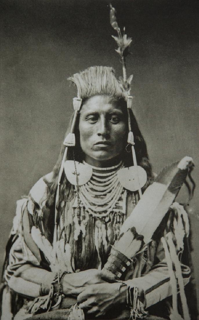 CHARLES MINTON BELL - Medicine Crow, 1880