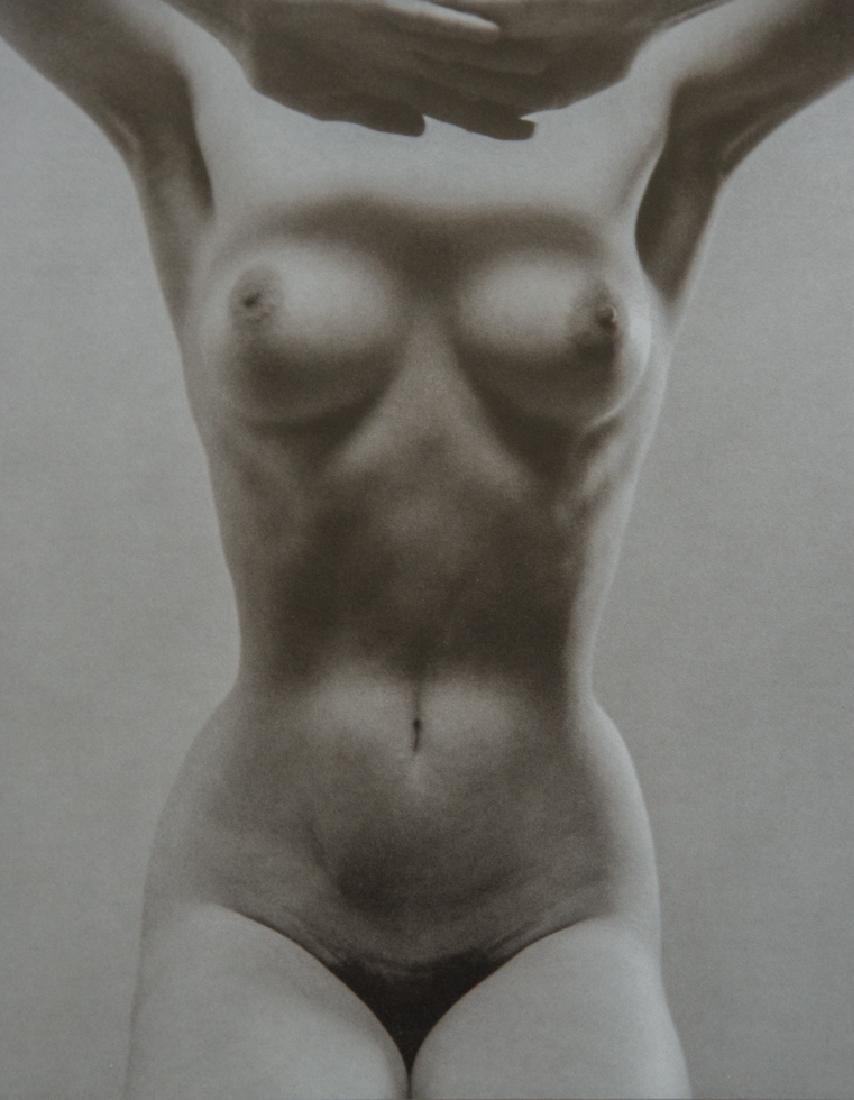 RUTH BERNHARD - Seated Figure, 1972