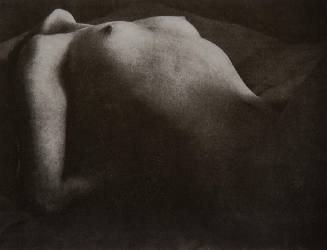 BRASSAI - Untitled, Nude, 1933