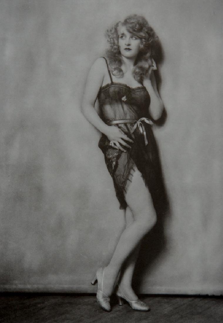 ALFRED CHENEY JOHNSTON - Ziegfield Follies Girl Myrna