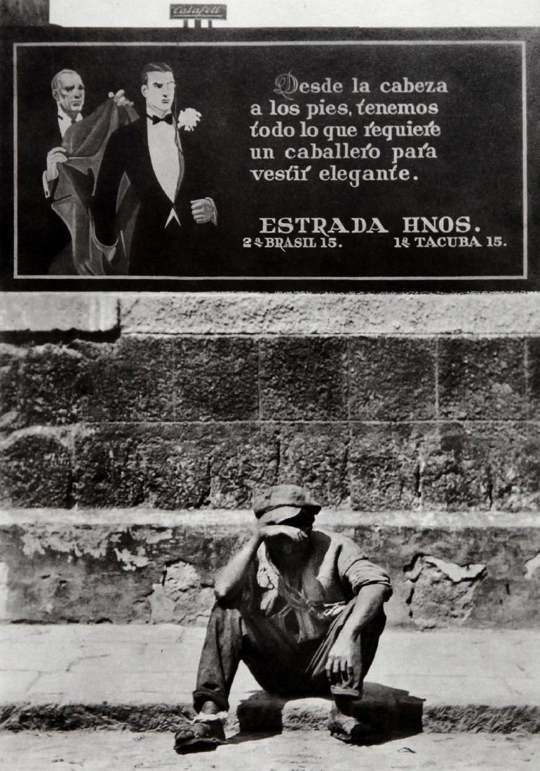 TINA MODOTTI - Elegance and poverty
