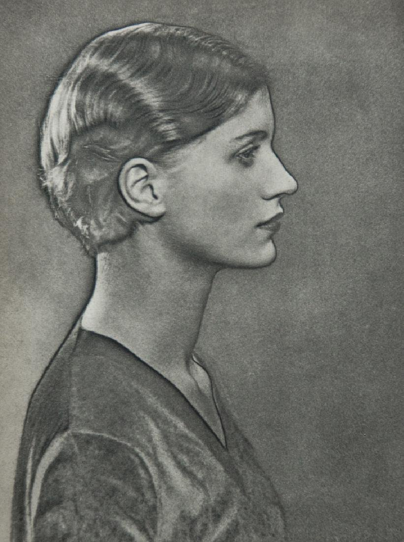 MAN RAY - Lee Miller, Solarization