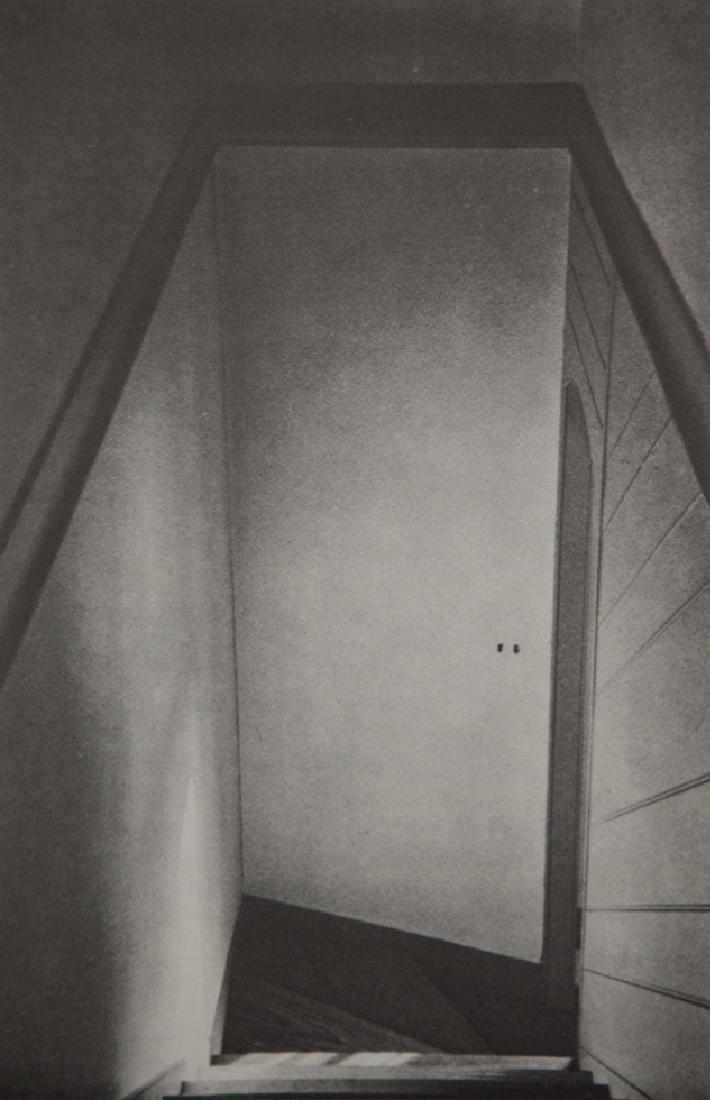 CHARLES SHEELER - Stairwell