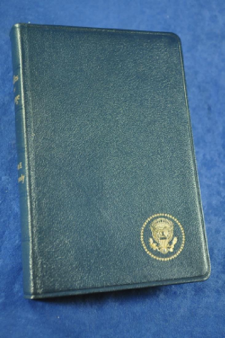 Profiles in Courage, Inaugural Ed John F Kennedy 1961
