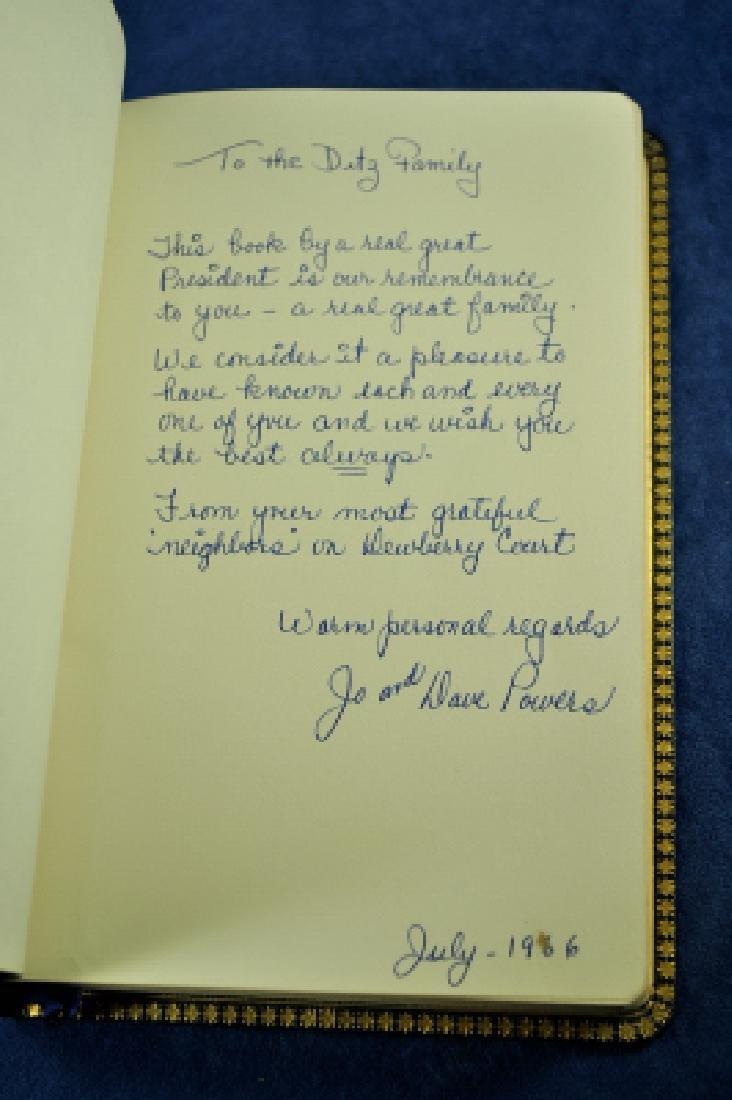 Profiles in Courage, Inaugural Ed John F Kennedy 1961 - 3
