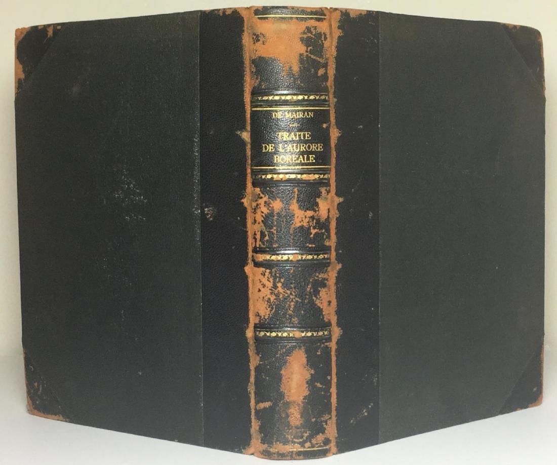 Traité Physique et Historique de L'Aurore Boréale 1754