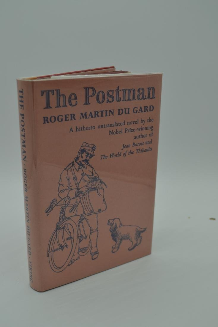 The Postman Du Gard 1955 First American Edition