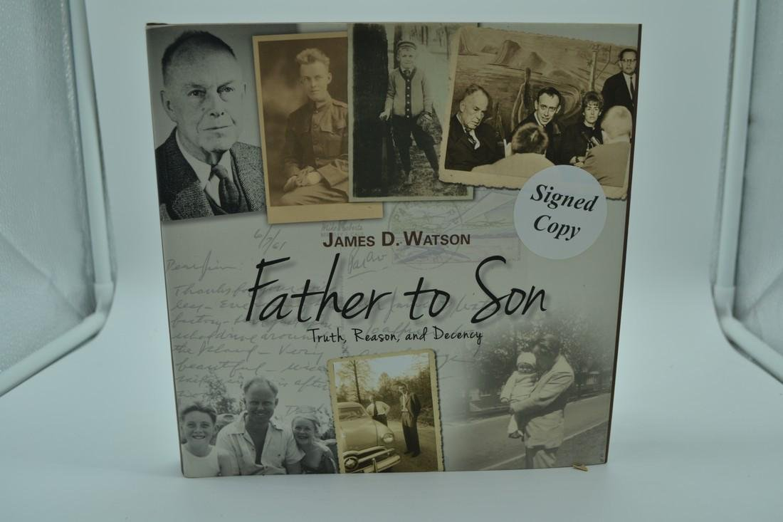 Father to Son Truth Reason & Decency 2014 First Edition
