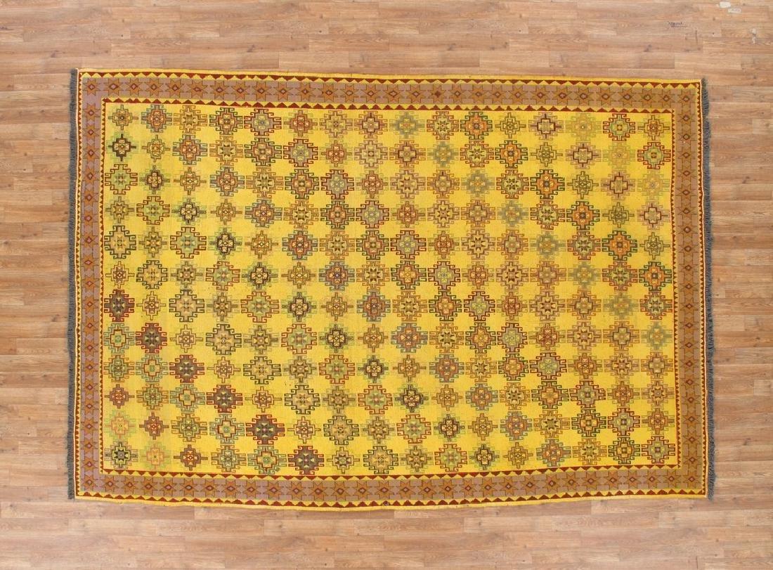 Vintage Pakistan Rug 7.10x10.4