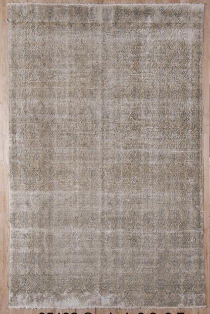 Oushak Rug 6.2x9.7