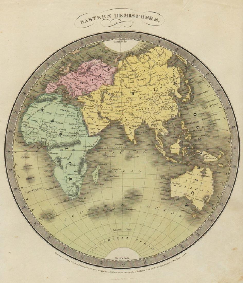 Burr Eastern Hemisphere 1835
