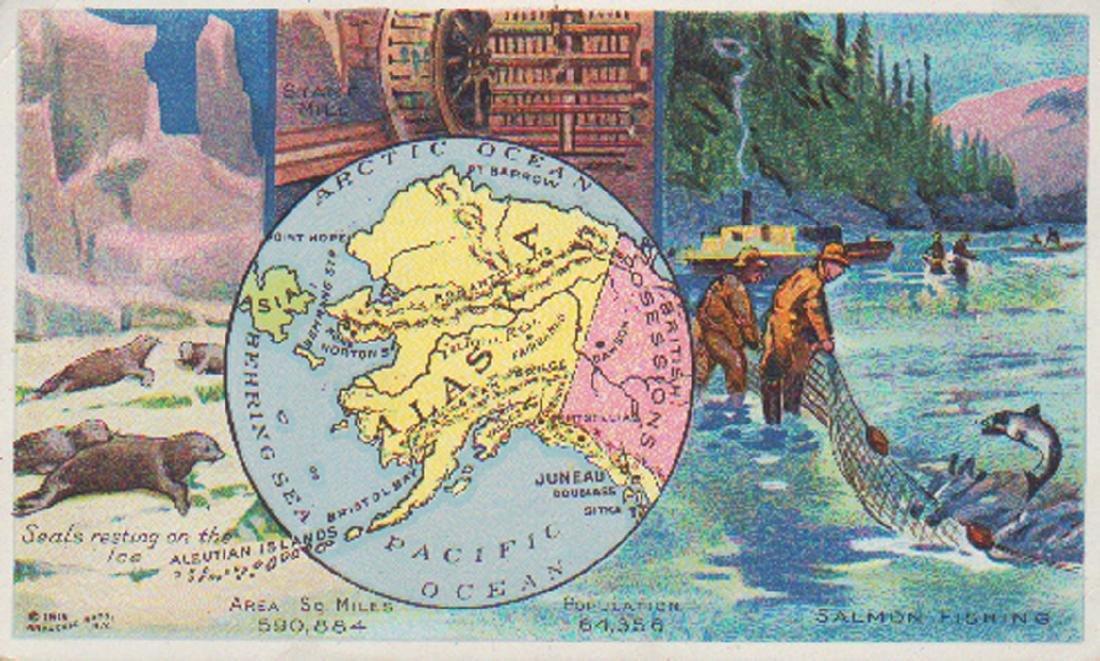 Arbuckle Alaska 1889