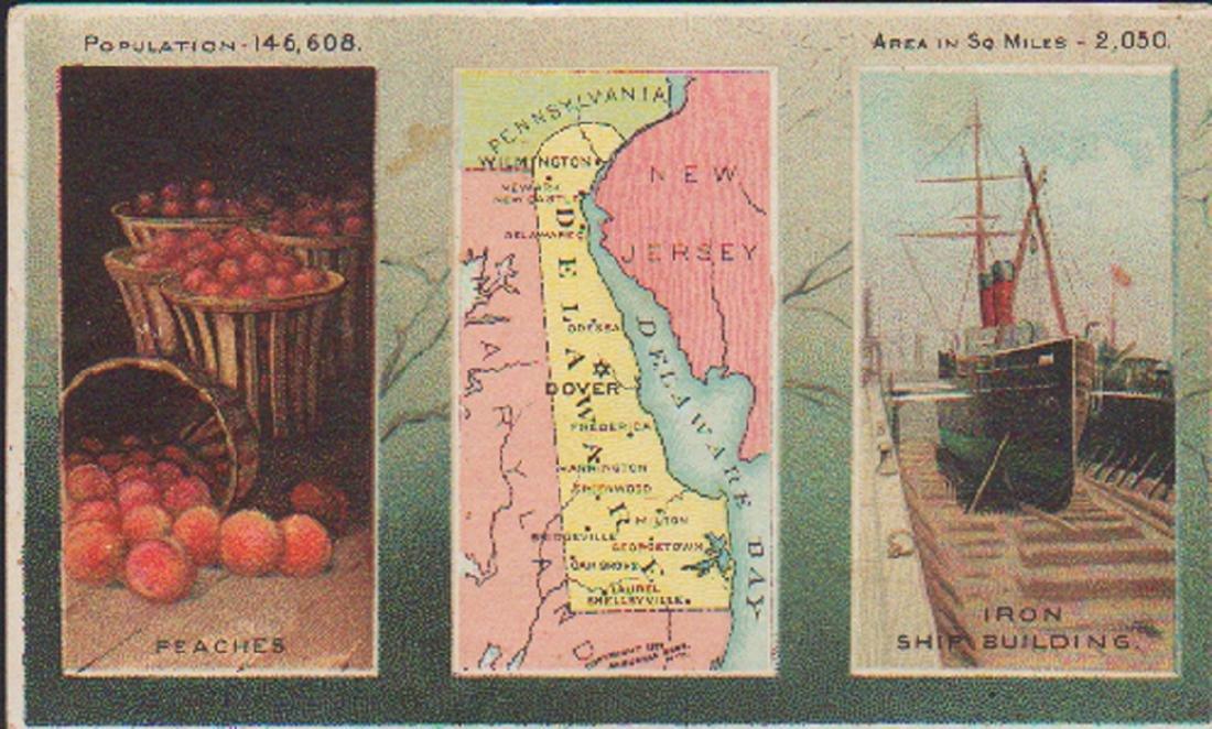 Arbuckle Delaware 1889