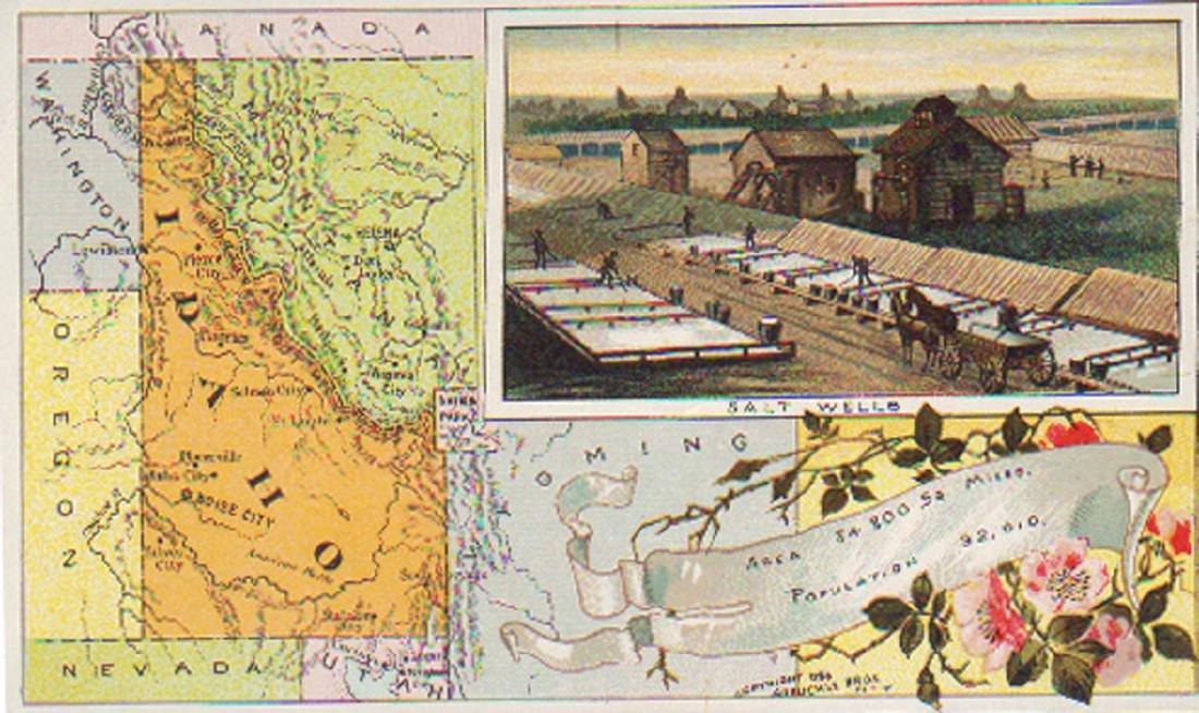 Arbuckle Idaho 1889