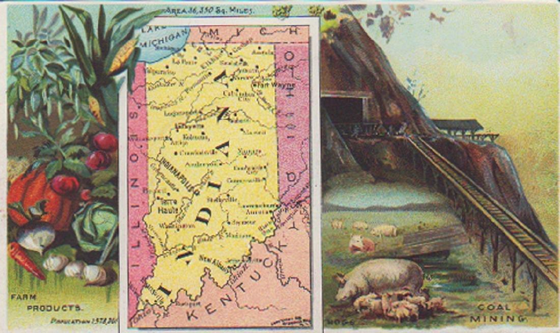 Arbuckle Indiana 1889
