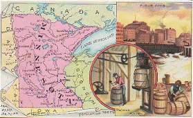 Arbuckle Minnesota 1889