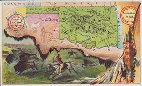 Arbuckle Indian Territory 1889