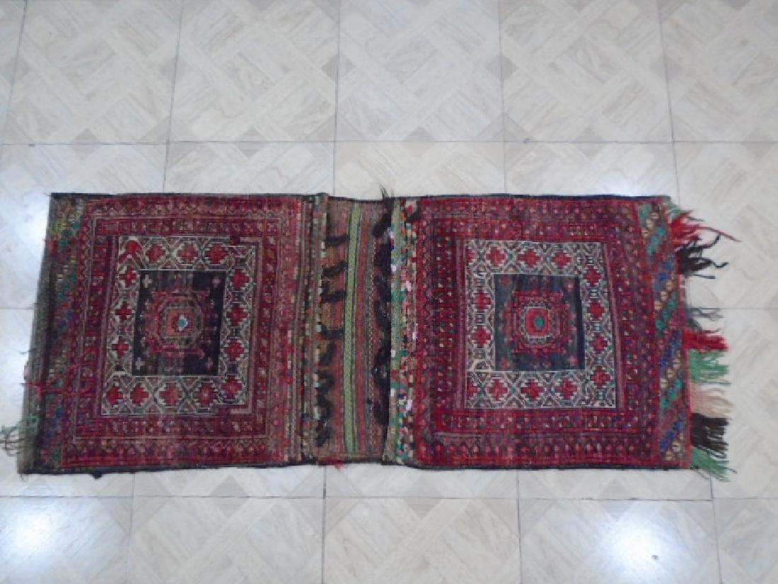 Tribal Sadal Bag Rug 4.9x2