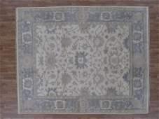 Indo Oushak Rug 8x9.10