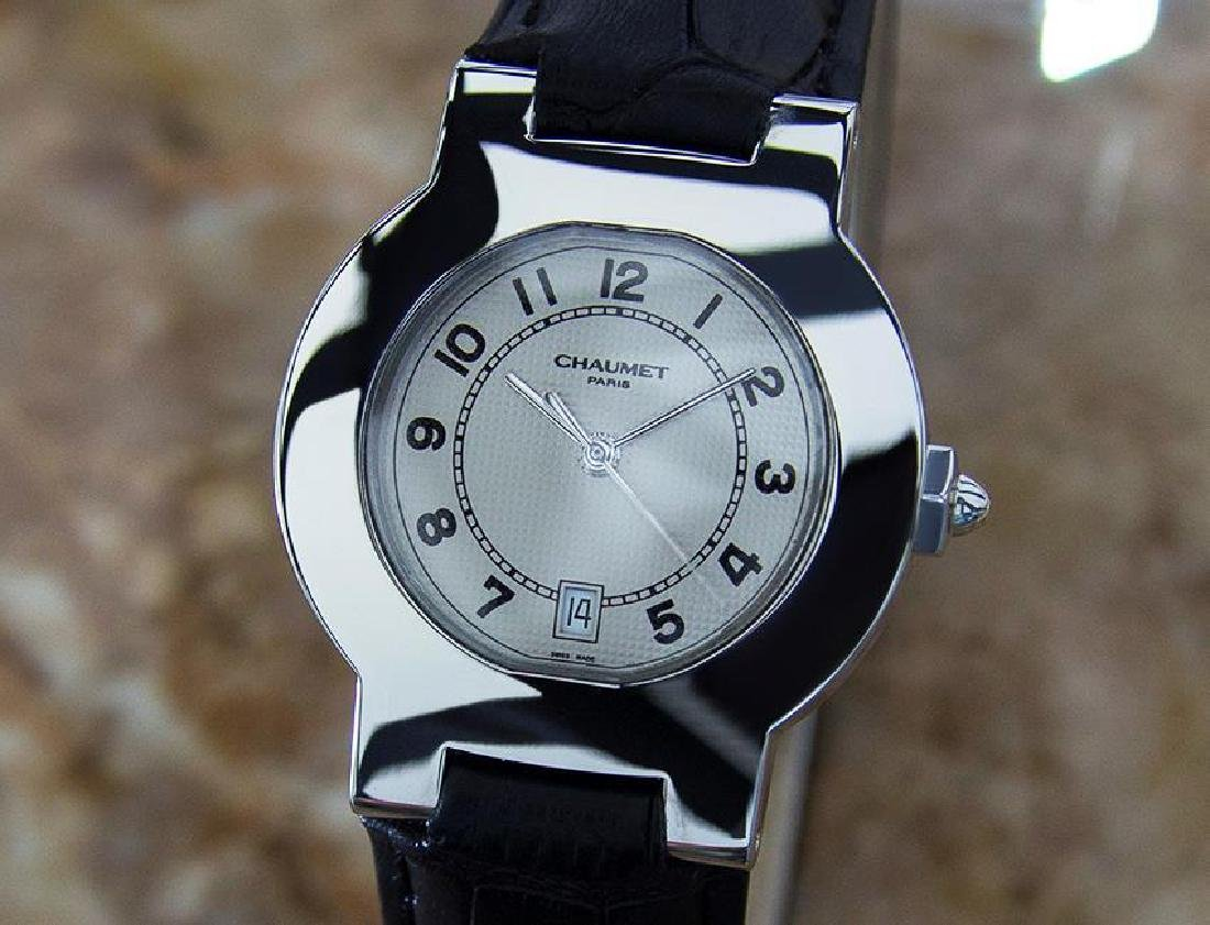 Chaumet Swiss Made Ladies Stainless St Swiss Made