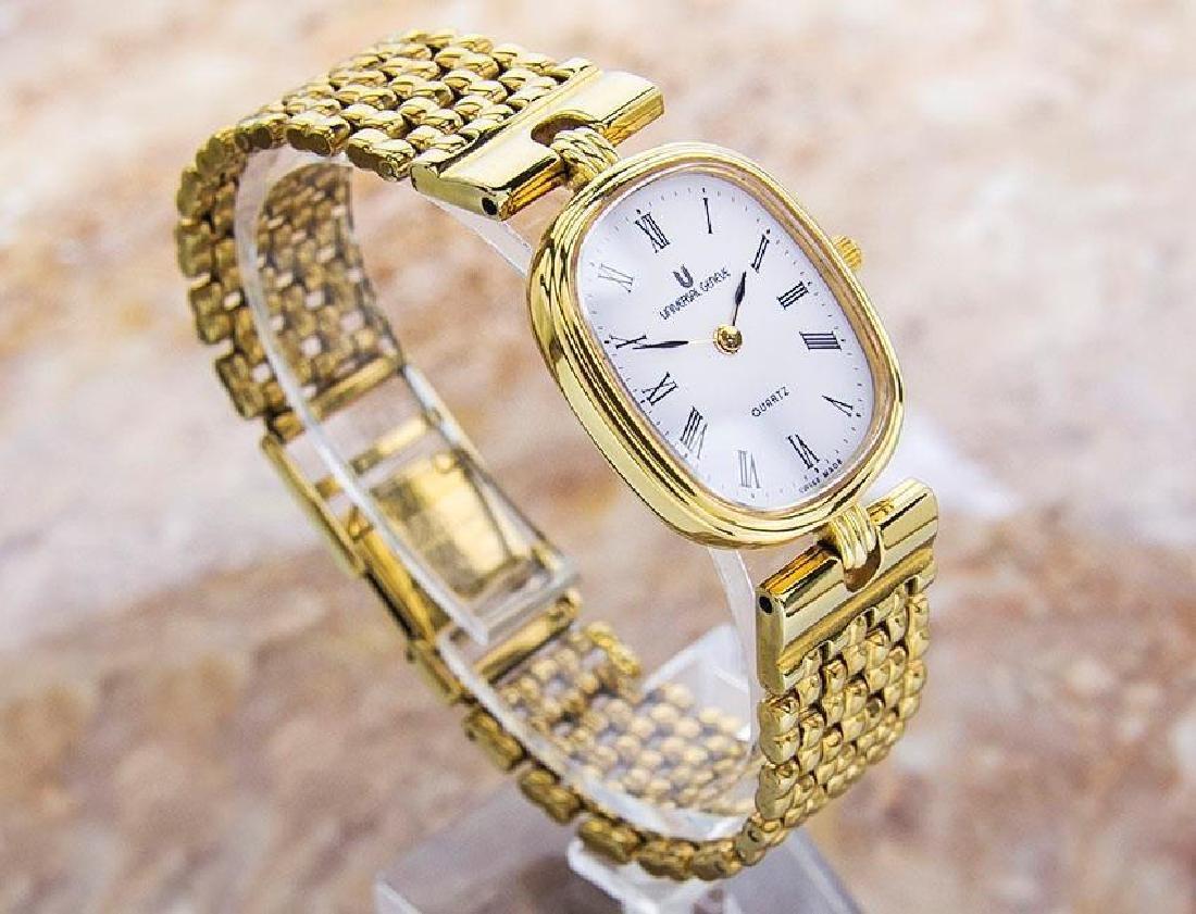 Universal Geneve Swiss Made Ladies Gold Plated Original - 5