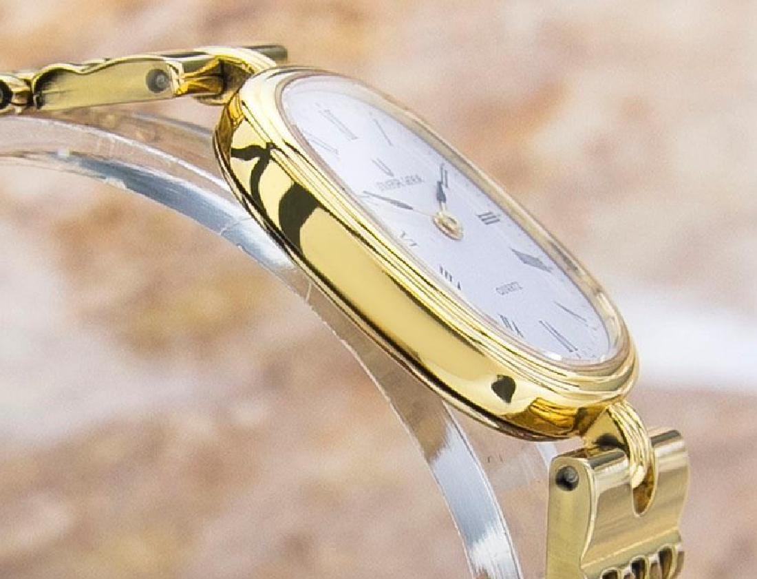Universal Geneve Swiss Made Ladies Gold Plated Original - 7