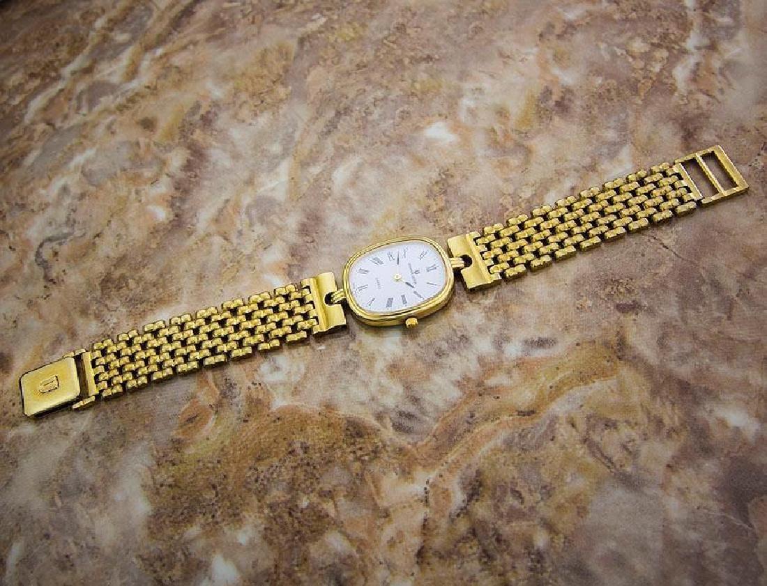 Universal Geneve Swiss Made Ladies Gold Plated Original - 8