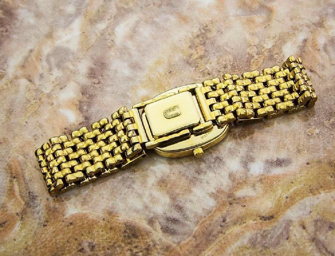 Universal Geneve Swiss Made Ladies Gold Plated Original - 9
