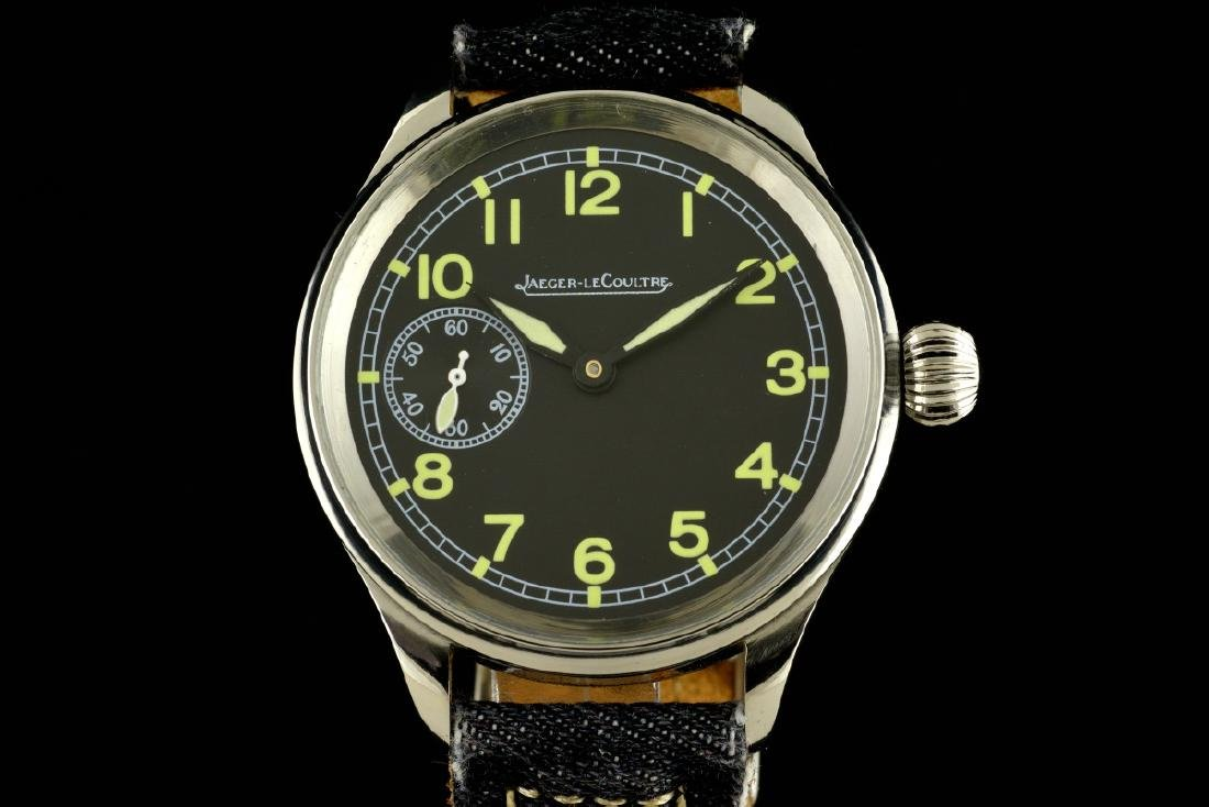 Excellent Jaeger LeCoultre Military