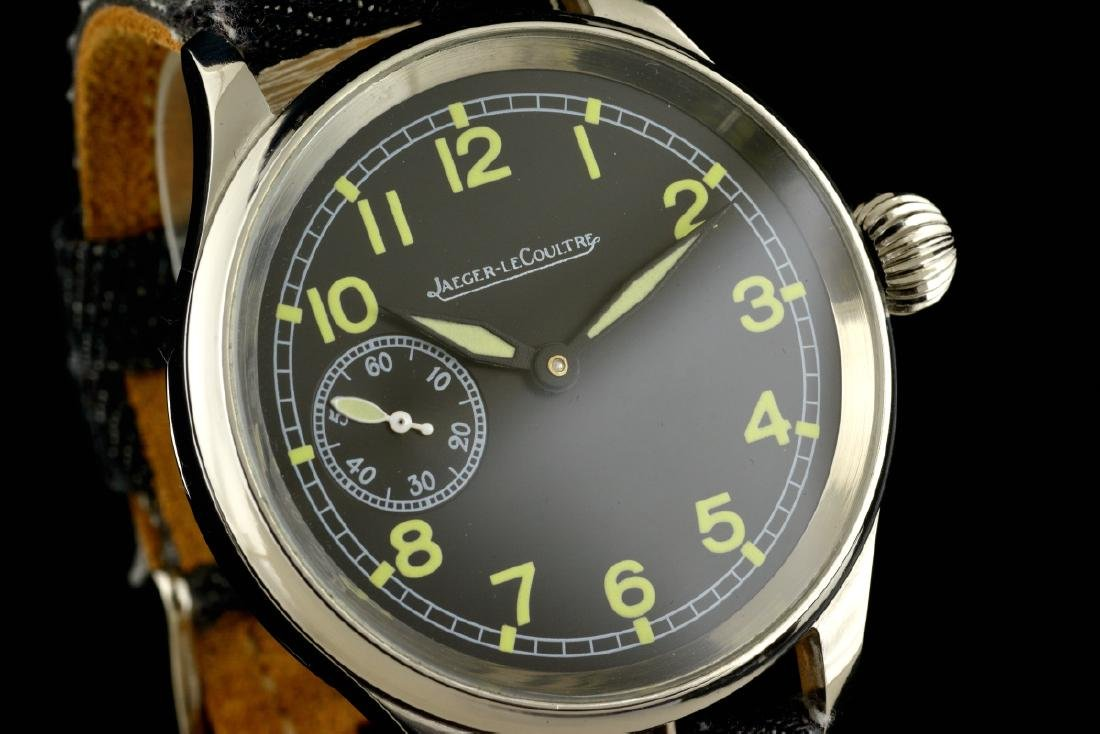 Excellent Jaeger LeCoultre Military - 3