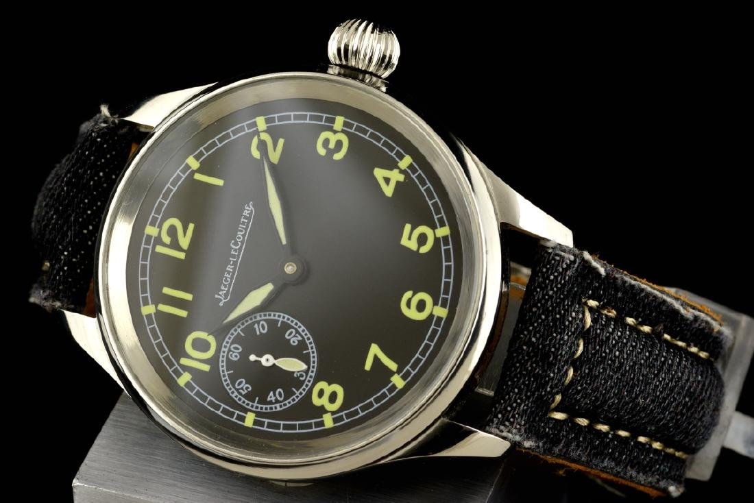 Excellent Jaeger LeCoultre Military - 4