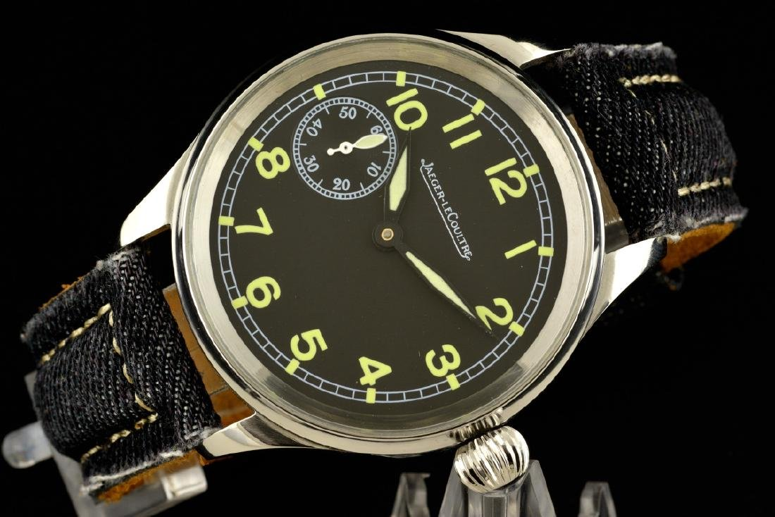 Excellent Jaeger LeCoultre Military - 5