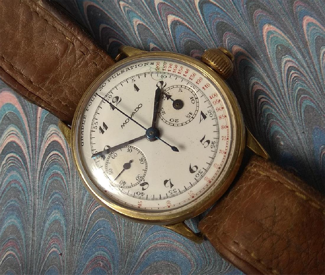 Extremely Rare - Movado 159 Vintage Watch (1930s)