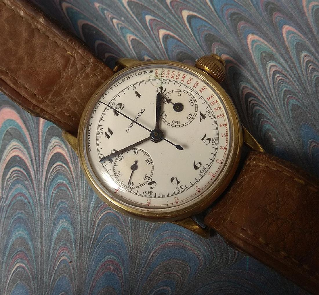 Extremely Rare - Movado 159 Vintage Watch (1930s) - 2