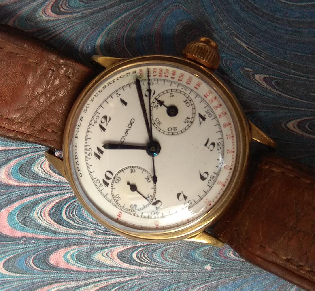 Extremely Rare - Movado 159 Vintage Watch (1930s) - 4
