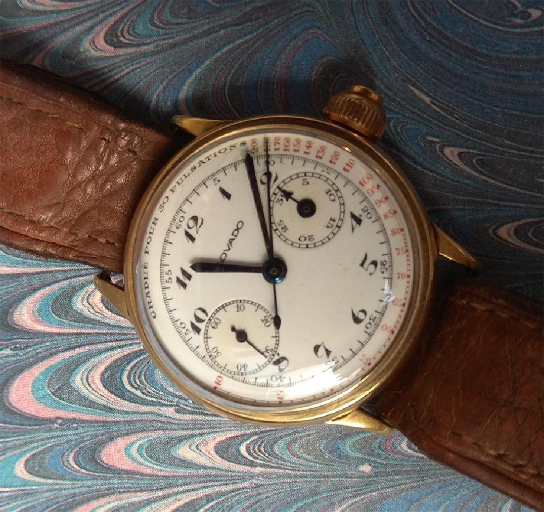 Extremely Rare - Movado 159 Vintage Watch (1930s) - 5