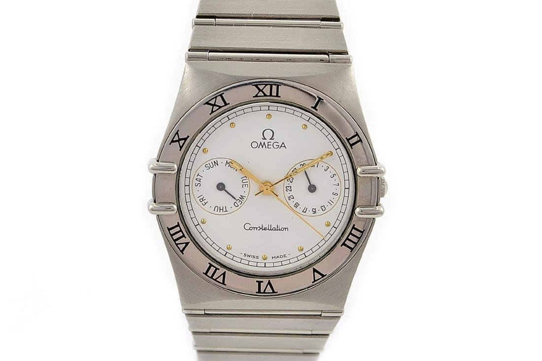 Omega Constellation Cal.1444 Quartz Midsize Watch