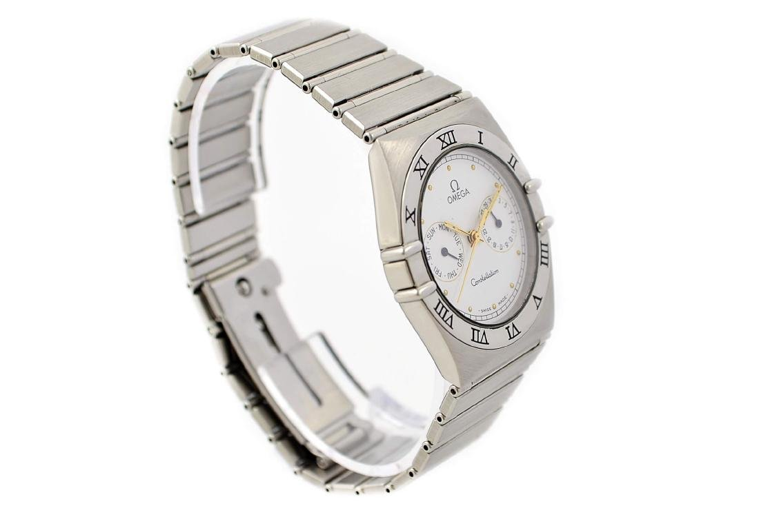 Omega Constellation Cal.1444 Quartz Midsize Watch - 2