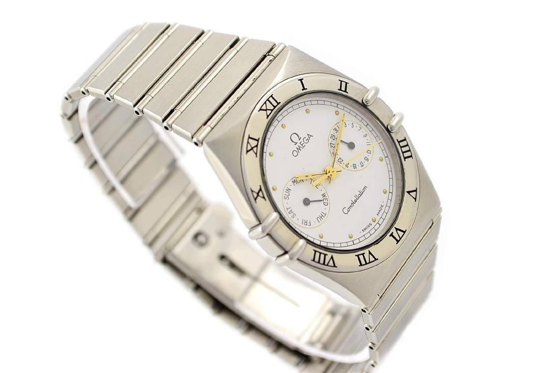 Omega Constellation Cal.1444 Quartz Midsize Watch - 3