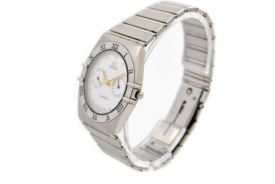 Omega Constellation Cal.1444 Quartz Midsize Watch - 7