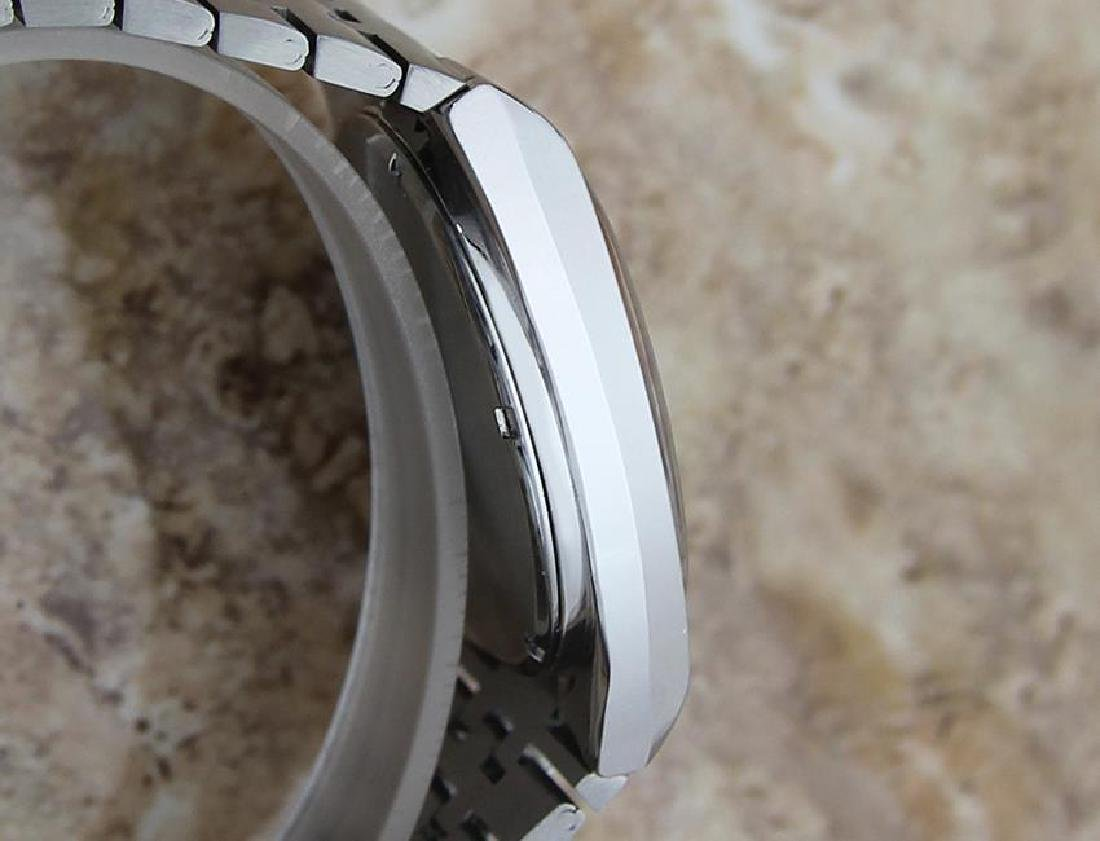 Omega Seamaster Men's 1960s Vintage Automatic Stainless - 5