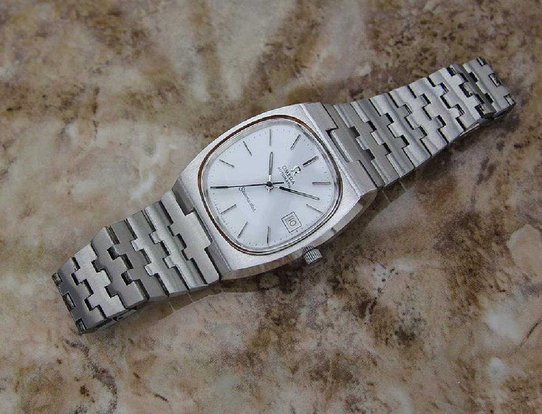 Omega Seamaster Men's 1960s Vintage Automatic Stainless - 6
