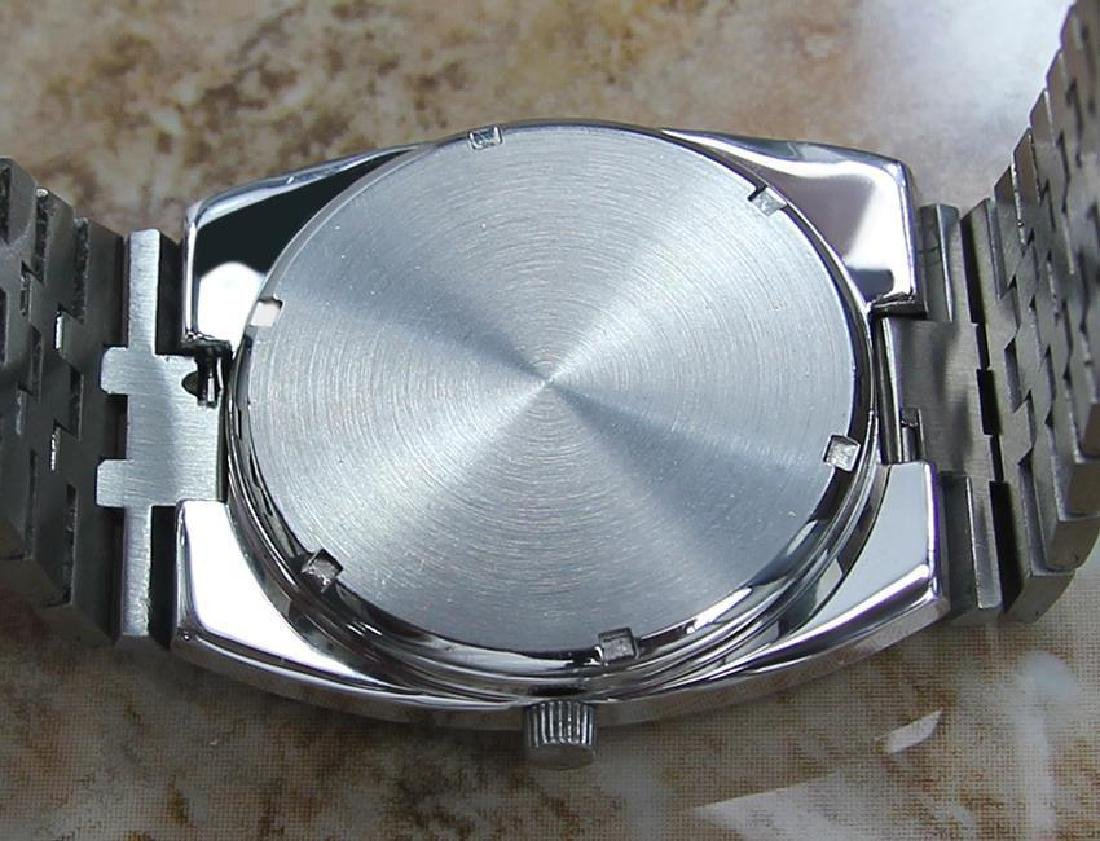 Omega Seamaster Men's 1960s Vintage Automatic Stainless - 9